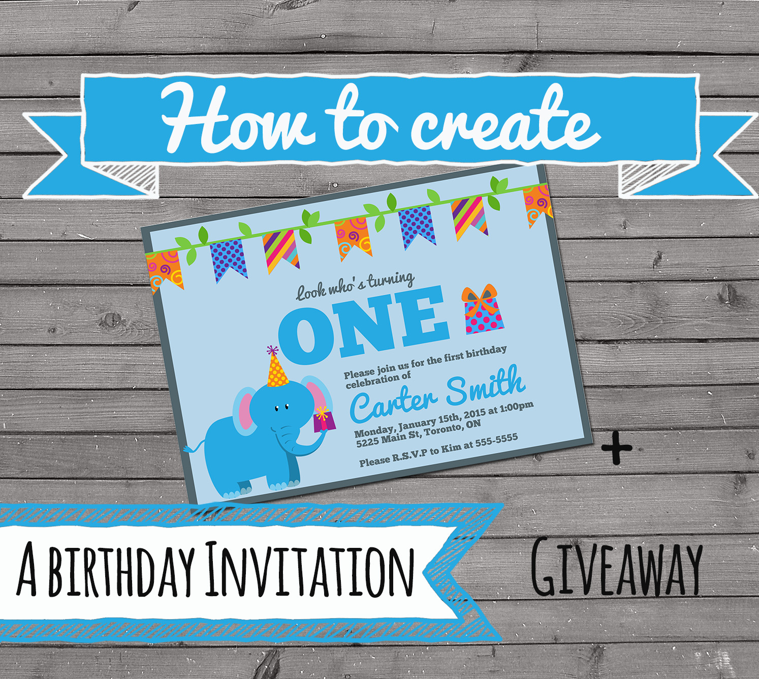 How To Create An Invitation The Best