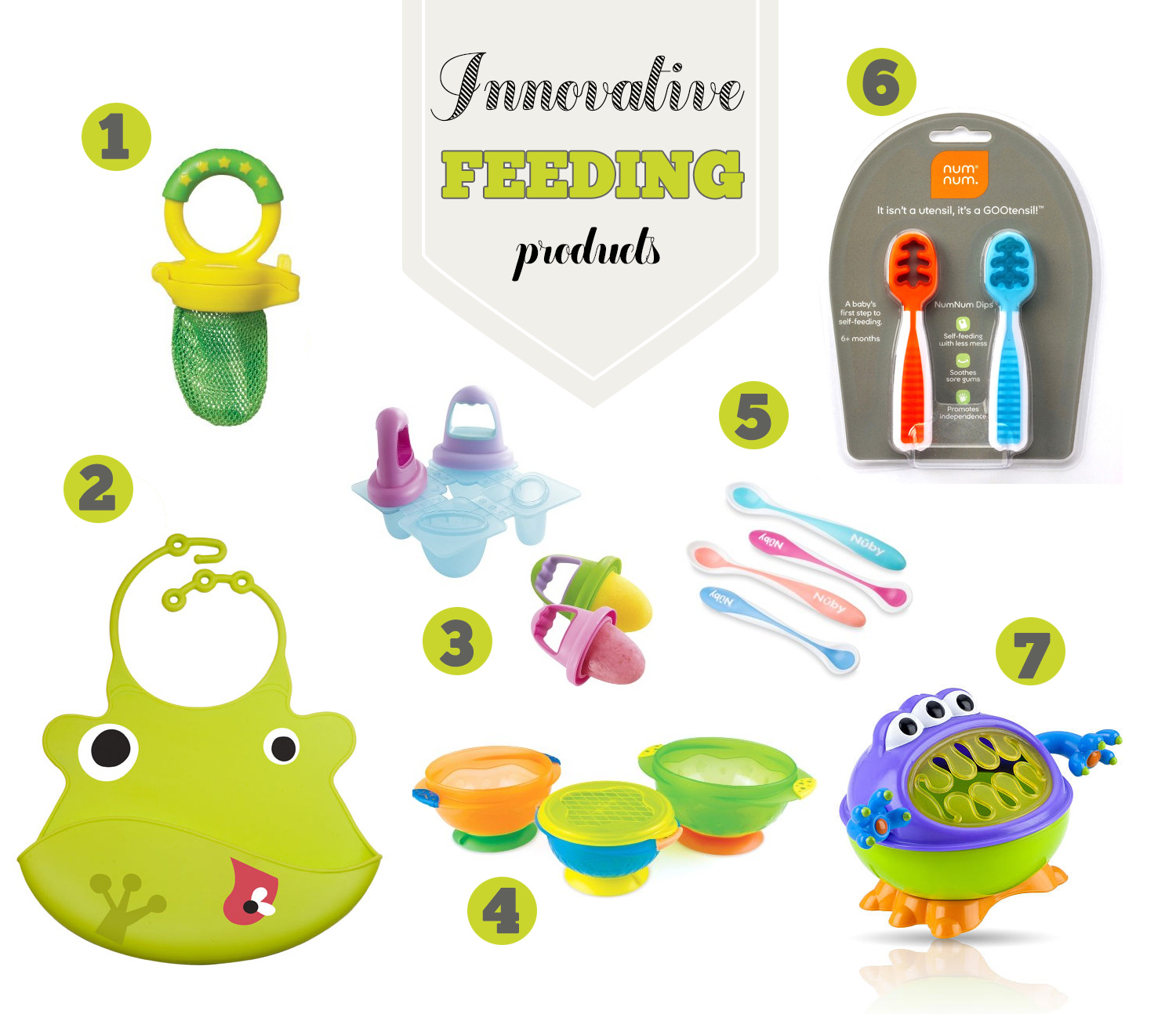 7 Innovative Baby Feeding Products The Best Ideas For Kids
