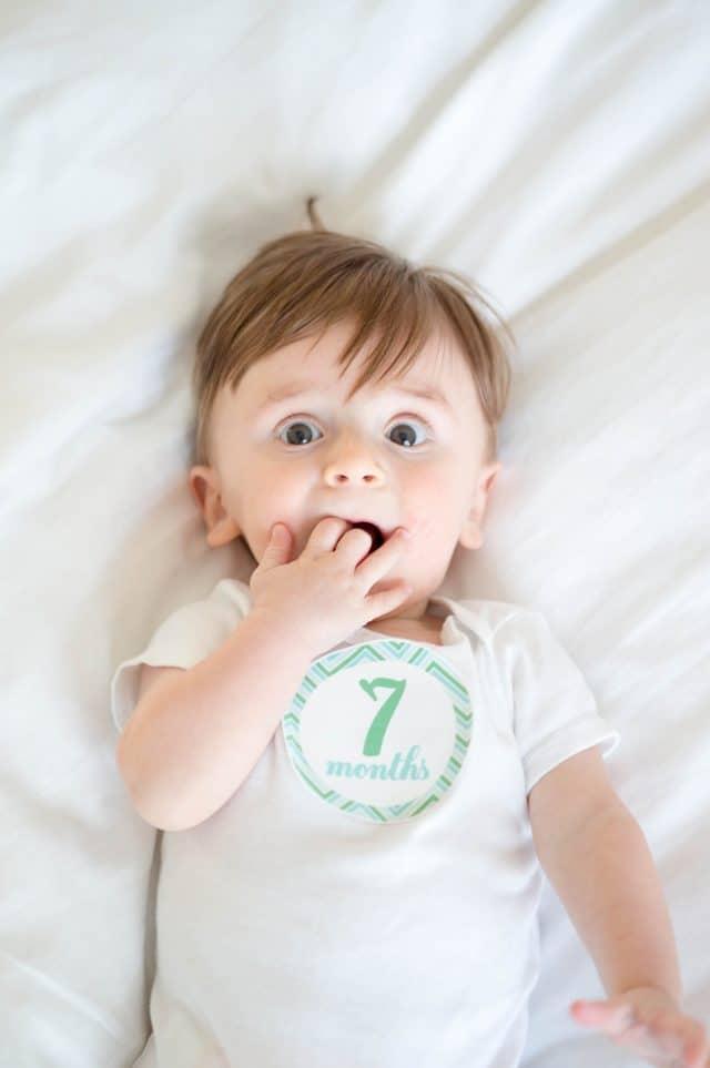 Baby Milestone Printables
