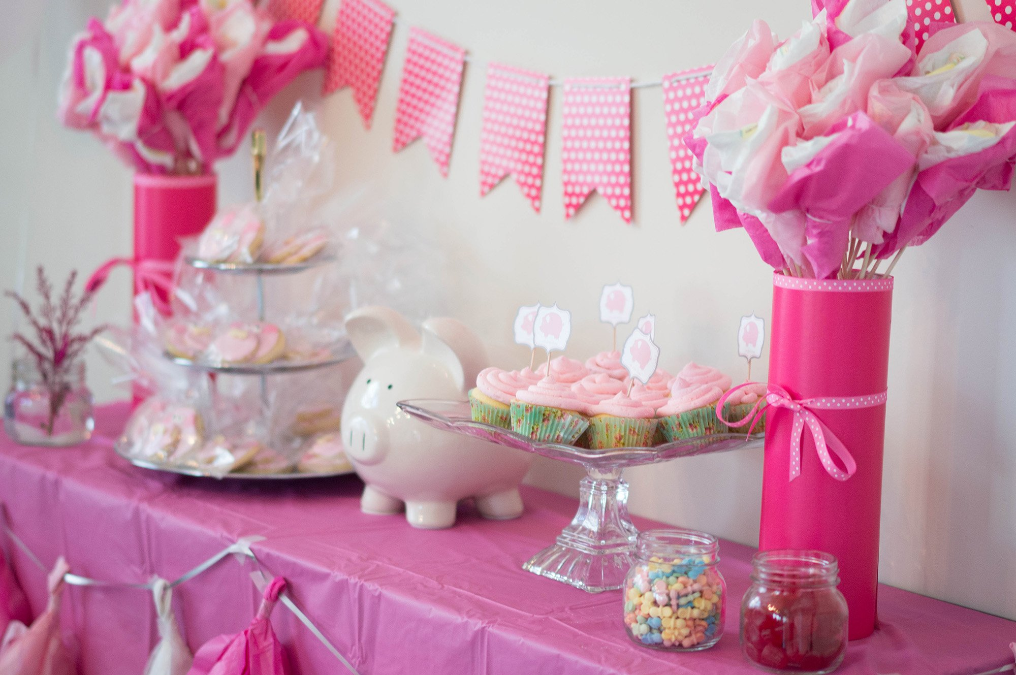 This Little Piggy Baby Shower - The Best Ideas for Kids