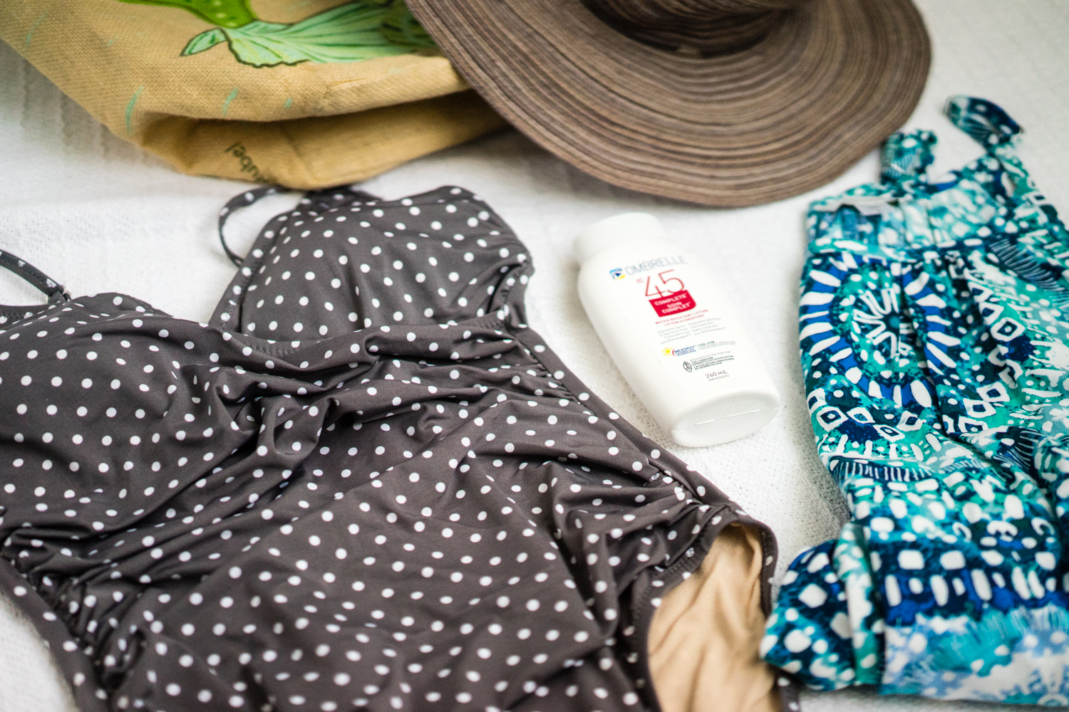 Beach Vacation Packing Essentials