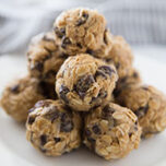 Peanut Butter Oatmeal Ball Recipe