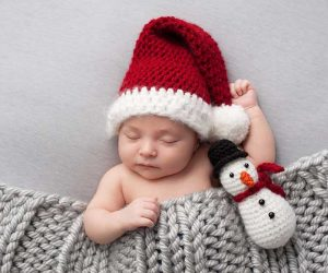 Holiday Baby Sleep Tips