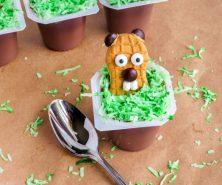 Groundhog Day Pudding