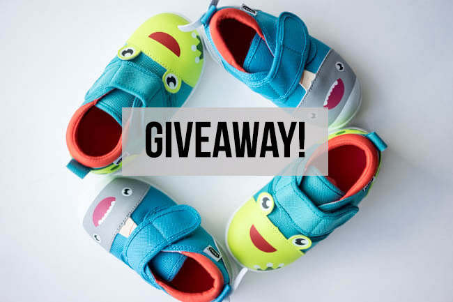 Ikiki Shoes Giveaway Feature