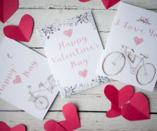 Printable Cards for Valentine's Day