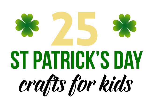 graphic about Leprechaun Feet Printable identified as 25 St Patricks Working day Crafts for Preschoolers - The Ideal Guidelines