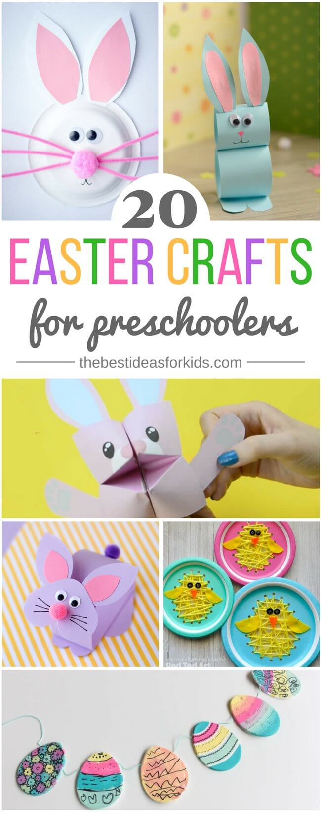 easter craft ideas preschoolers 20 easter crafts for preschoolers the best ideas for 4310