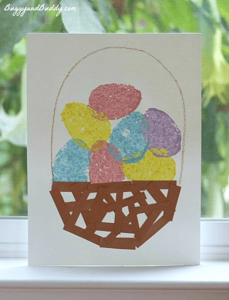 Easter activities for preschoolers