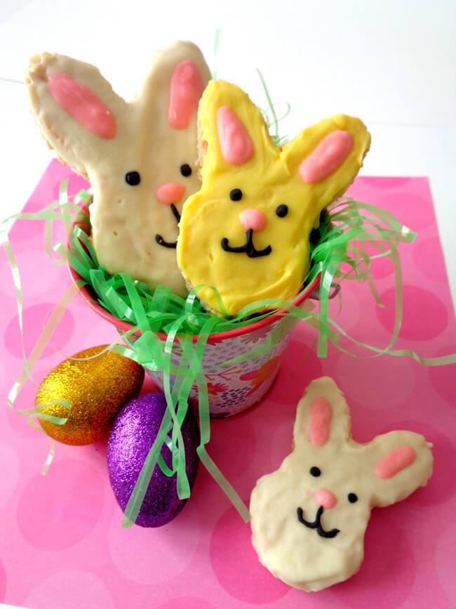 Easter Bunny Rice Krispies