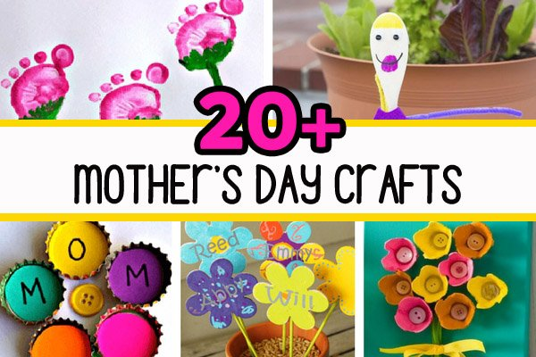 mothers day craft ideas for children 20 s day crafts for preschoolers the best ideas 7832