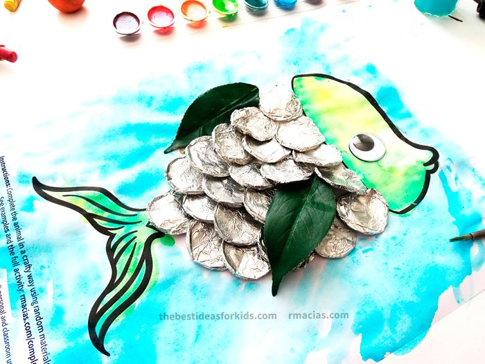 Fish Craft For Kids The Best Ideas For Kids