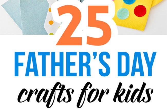 25 Handmade Father S Day Gifts From Kids The Best Ideas For Kids