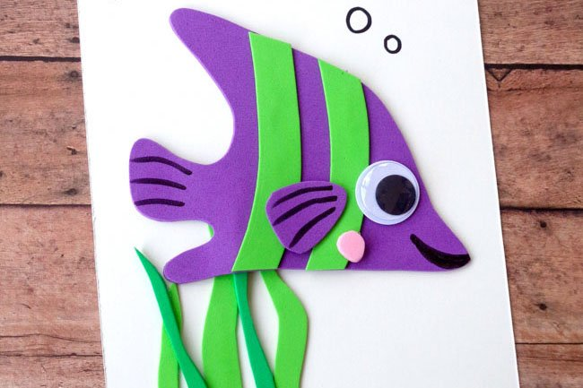 Fish Craft for Kids Cover