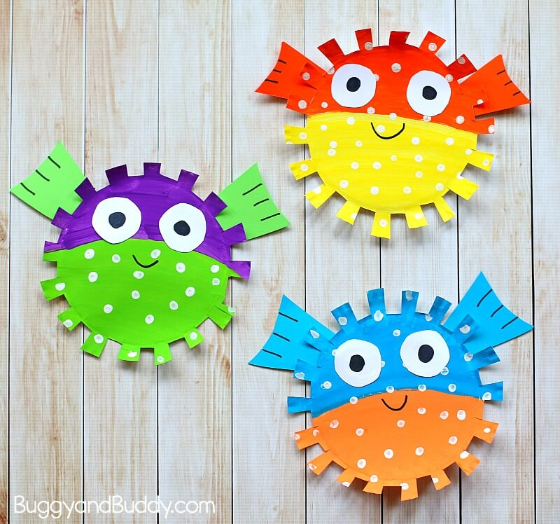 15 Fun Fish Craft Ideas The Best Ideas For Kids