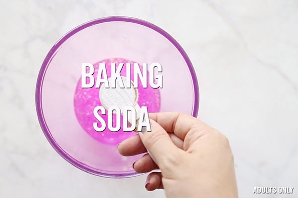 How to make nice easiest slime fluffy with borax and contact solution