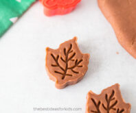 Brown Maple Scented Playdough