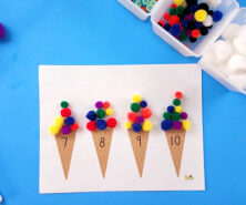 Free Counting Printables Cover