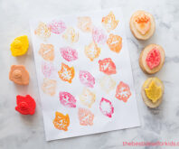 How to Make a Potato Stamp