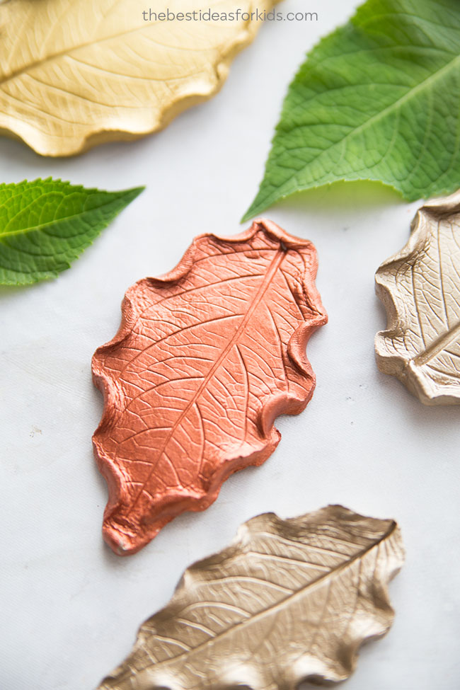 Leaf Clay Dish Clay Ideas