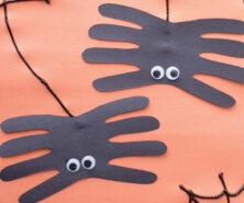 Spider Handprint