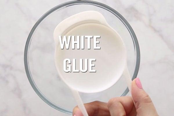White Glue for Slime