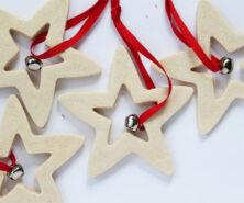 Salt Dough Christmas Ornament