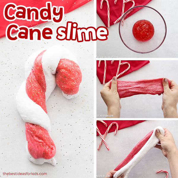 Candy Cane Christmas Activity