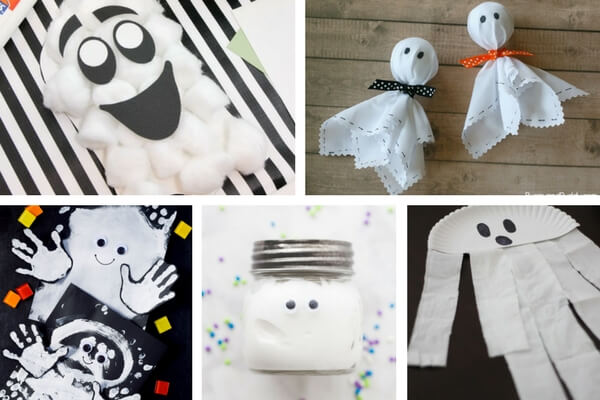 50 Halloween Crafts For Kids The Best Ideas For Kids