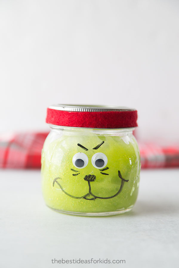 Christmas Slime Recipe The Best Ideas For Kids