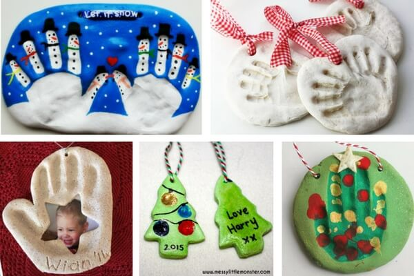 25+ Salt Dough Ornaments for Christmas - The Best Ideas ...