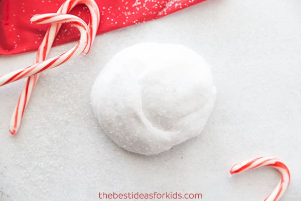 White Slime Christmas Recipe