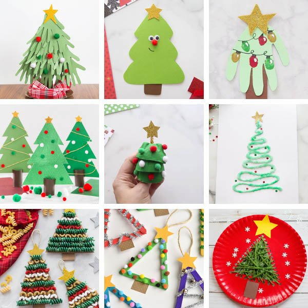 Crafts To Make For Christmas Decorations  from www.thebestideasforkids.com