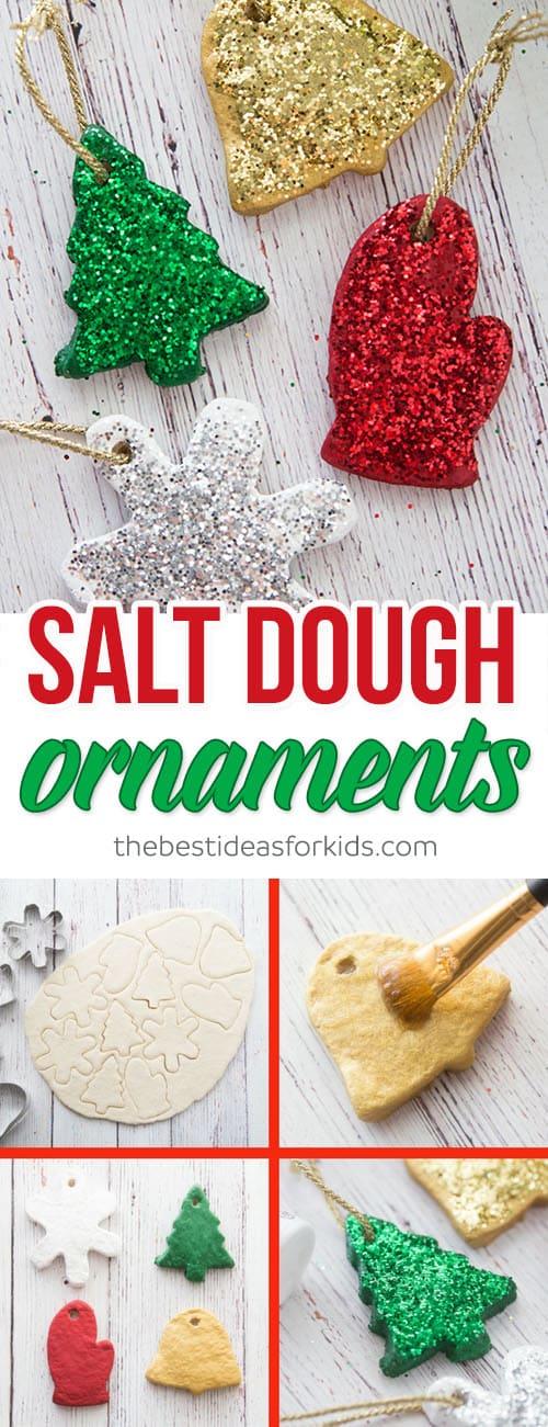 Salt Dough Ornament Recipe - The Best