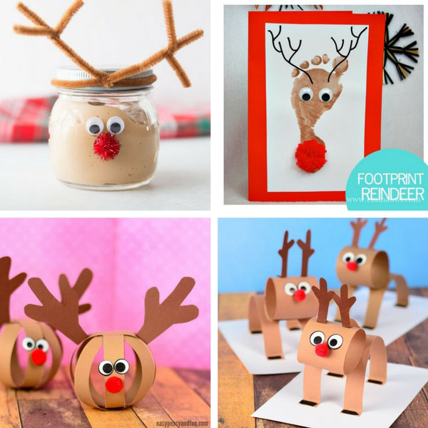 paper ball reindeer craft 50 crafts for the best ideas for 5070