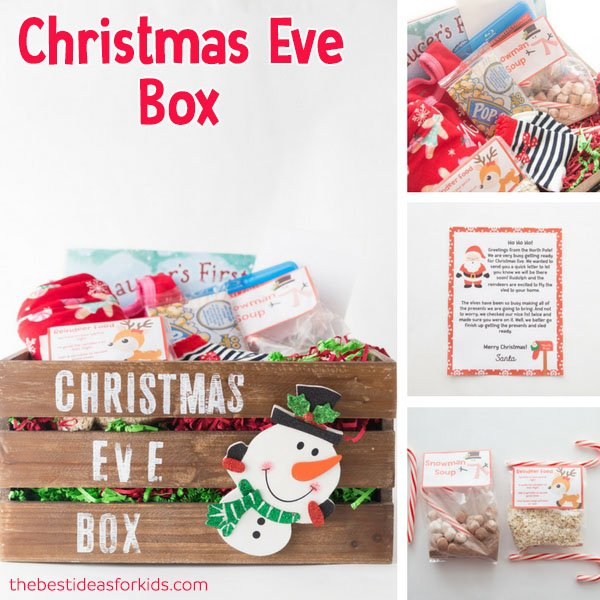 Christmas Eve Box Ideas Tradition