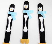 Penguin Bookmark