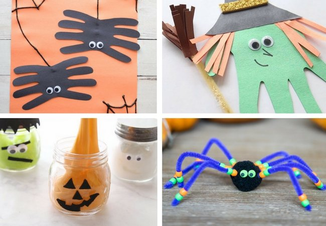 halloween craft ideas for kids 100 easy craft ideas for the best ideas for 6664