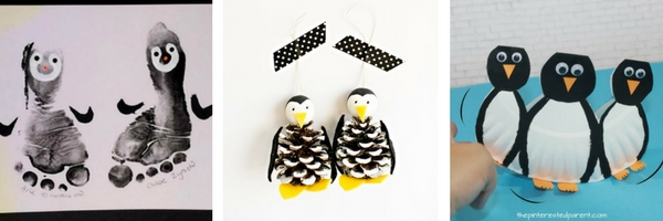Penguin Craft Ideas
