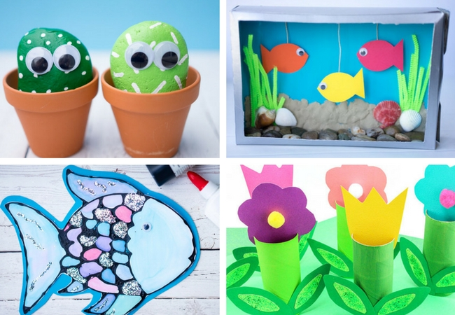 100 Easy Craft Ideas For Kids The Best