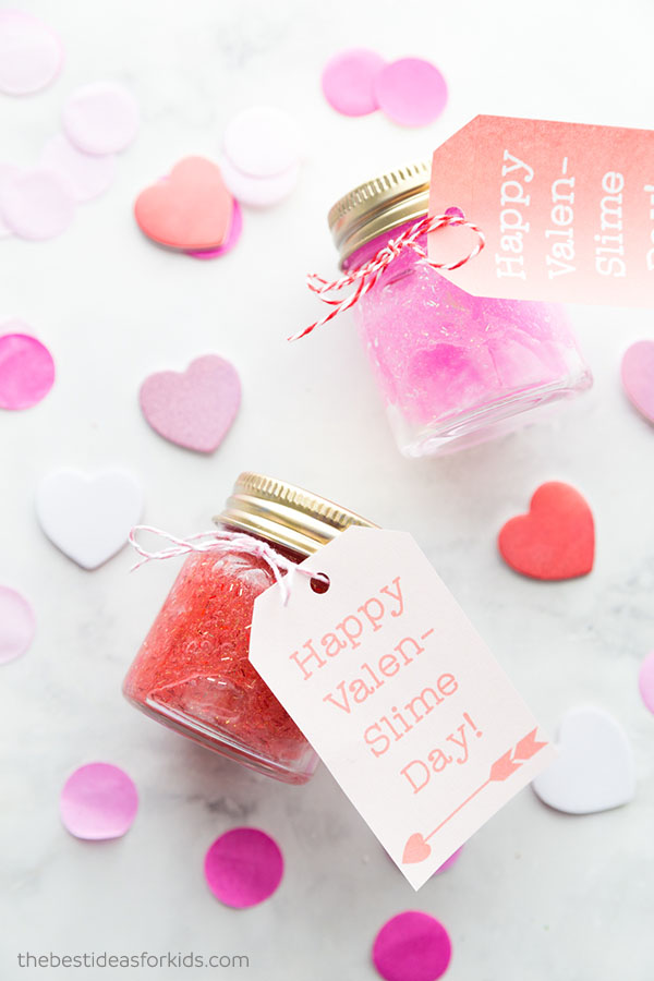 Valentines Day Slime