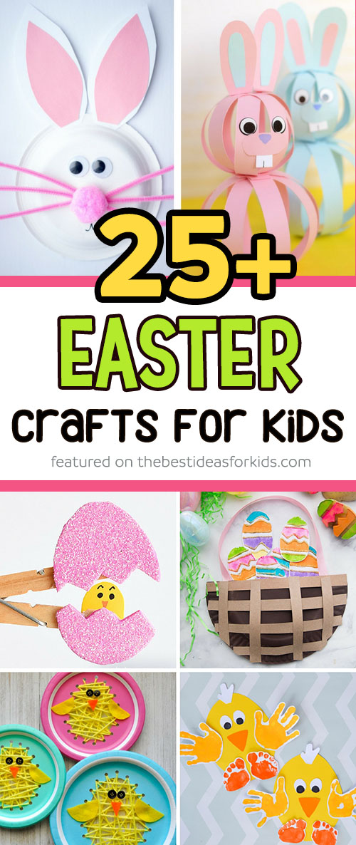 easter art and craft ideas for toddlers 25 easter crafts for the best ideas for 8059