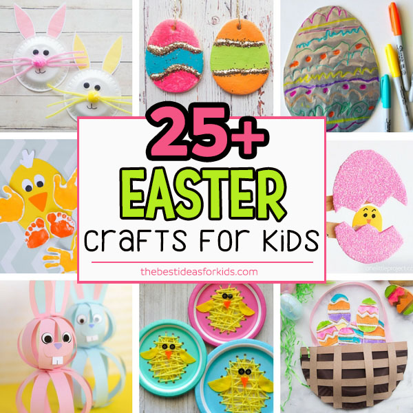 Paper Plate Easter Bunny Craft The Best Ideas For Kids