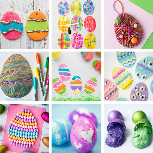 25+ Easter Crafts For Kids
