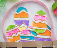 Easter Egg Paper Craft