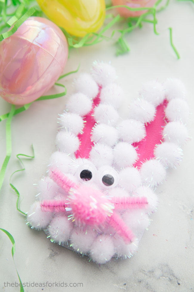 Easter Handprint Craft