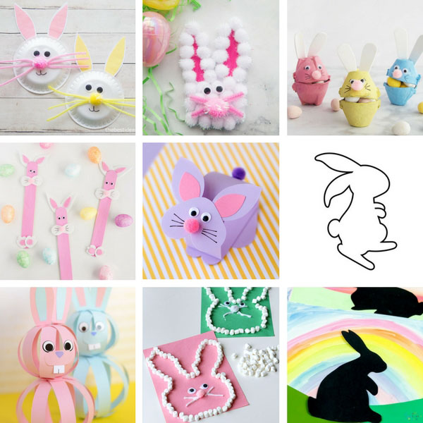 easter kids craft ideas