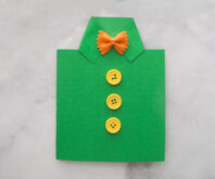 Father's Day Shirt Card