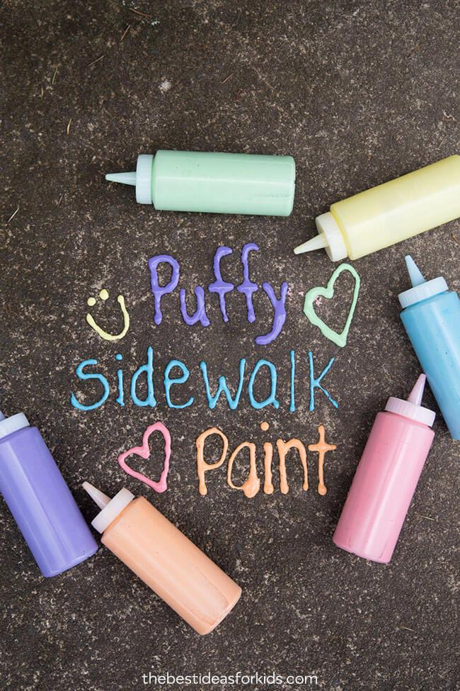 Sidewalk Paint