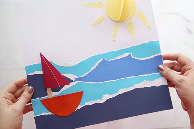 Sailboat Beach Craft